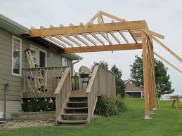 Shed Roof Over Patio by Building A Roof Over A Deck Patio Roof Fence U0026 Futons Special