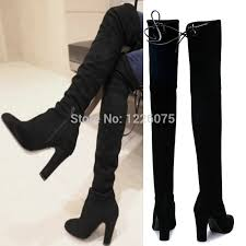 womens knee boots uk boots plats picture more detailed picture about uk 3 4 5 6