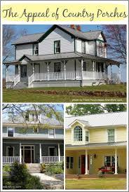 wrap around front porch country porches wrap around porches farm house