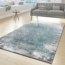 designer teppiche designer teppich wohnzimmer kurzflor teppich florale ornament
