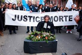 magistrat du si e d inition réforme de la justice de nombreuses mesures et autant de