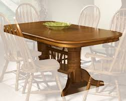 Solid Oak Dining Table Solid Oak Trestle Dining Table Classic Oak Incoi4296tab