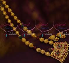 indian bead jewelry necklace images Nl11831 kemp pendant copper handmade beads traditional south JPG