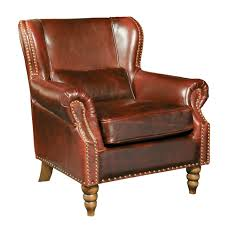 Leather Boss Chair Furniture Boss Leather Wingback Chair With Wheel Legs For Office