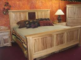 Log Bed Pictures by Custom Rustic Log Bed Frames Wilderness Frame By Viking Furniture