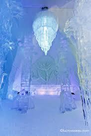 Hotel De Glace Canada Hotel De Glace Americas Only Ice Hotel Quebec City Canada 26
