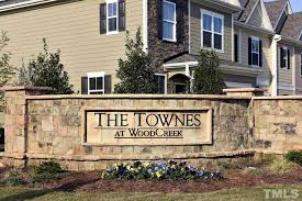 woodcreek homes for sale in holly springs nc