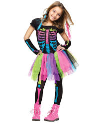 costume for kids funky punky bones kids costume costume
