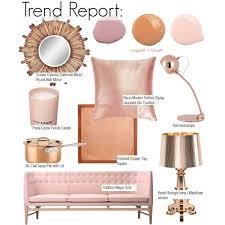 Copper Home Decor Blush Interior Design Trend Google Search Copper Love