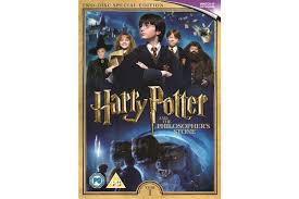 redesigned harry potter dvd and covers revealed pottermore