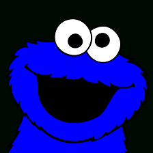 baby cookie monster drawing cookie monster clipart cookie monster