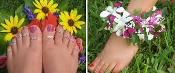 about toe rings images Chic and charming the ten rules for wearing foot jewelry jpg