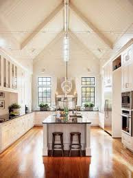 lighting for vaulted kitchen ceiling ceiling design