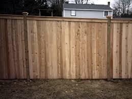 cedar wood fence cost picket fence with cedar wood fence cost