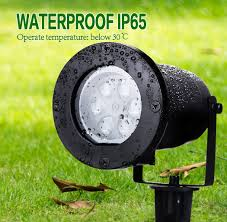 Outdoor Projection Lights For Christmas Vone Waterproof Christmas Projection Lights Outdoor Indoor