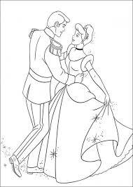 disney princess cinderella coloring pages printable 14267