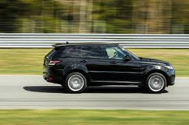 land rover evoque black modified 2015 range rover sport svr posts nurburgring lap time of 8 14
