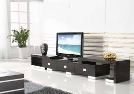 Living Room Cabinet Design by Room With Tv And Comfortable Sofas Neat Modern Living Room With Tv
