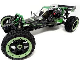 baja buggy 1 5 scale rovan rc green 360ag gas baja buggy rtr 36cc hpi baja 5b