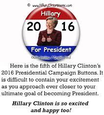 Meme Buttons - hillary clinton caign button hillary clinton meme