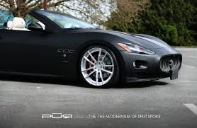 matte black maserati convertible index of img sr maserati gran turismo convertible prowler project