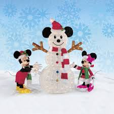 Minnie Mouse Christmas Decorations Mickey Mouse Christmas Lights Christmas Lights Decoration