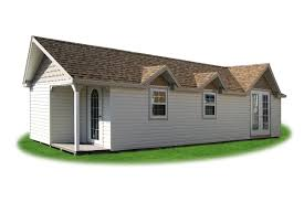 shed style architecture the series pine creek structures