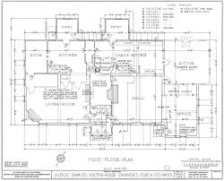 house site plan file judge samuel holten house floor plan jpg wikimedia