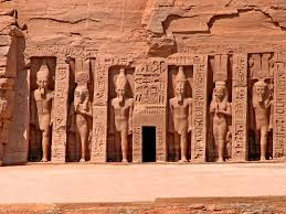 online jigsaw puzzle temple of hathor