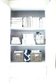 Bathroom Closet Shelves Bathroom Closet Shelves Linen Closet Closet Contemporary With