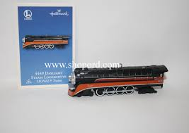 hallmark 2003 lionel 4449 daylight steam locomotive ornament
