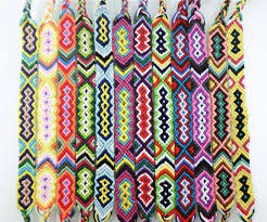 string friendship bracelet images Handmade bohemian weave cotton friendship bracelet woven rope jpg
