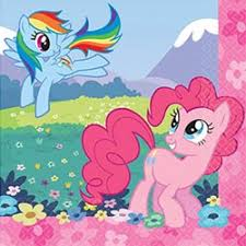 My Little Pony Party Decorations My Little Pony Party Supplies Party Supplies For Girls In