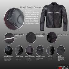 road bike leathers amazon com pro leather u0026 mesh motorcycle waterproof jacket black