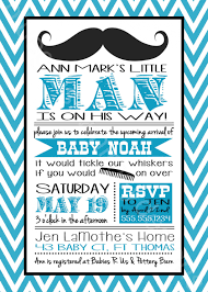 mustache baby shower top 13 mustache baby shower invitations for you