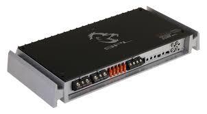 home theater monoblock amplifier spl grla5500 1d 5500w max gorilla series class d digital