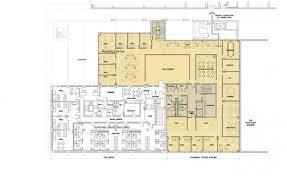 United Center Floor Plan The United Commerce Center Burge Architecture