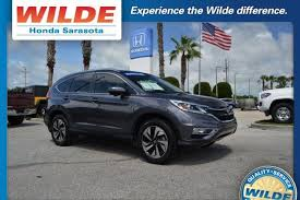 honda crv used certified used car of the week certified pre owned 2016 honda cr v wilde