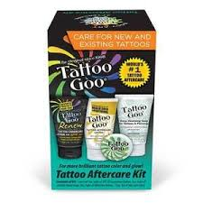 tattoo aftercare cream uk tattoo goo complete tattoo aftercare kit superdrug