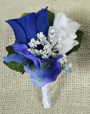 royal blue boutonniere hey i found this really awesome etsy listing at https www etsy