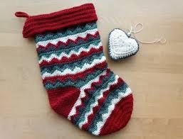 knitting pattern for christmas stocking free christmas stocking make my day creative