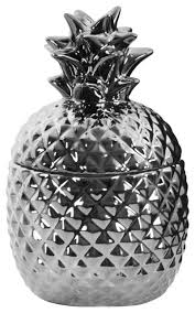 black and white kitchen canisters ceramic pineapple canister gray tropical kitchen canisters