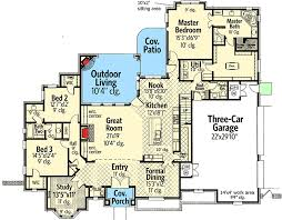 secluded master suite 48372fm architectural designs house plans