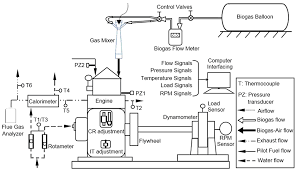 influence of emulsified palm biodiesel as pilot fuel in a biogas