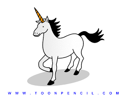 easy unicorn drawing for kids