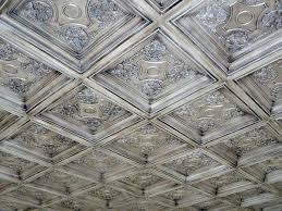 Styrofoam ceiling tiles – original and affordable ceiling design ideas