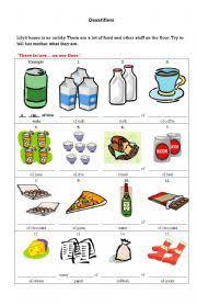 english teaching worksheets quantifiers