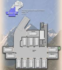 earth contact homes floor plans earth sheltered passive home plan