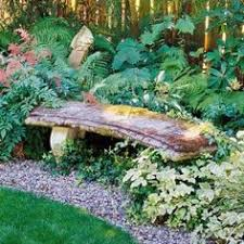 Concrete Curved Bench - one of our most popular benches small curved bench natural