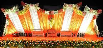 Wedding Reception Stage Decoration Images Wedding Stage Decorations Decorators Madurai Events